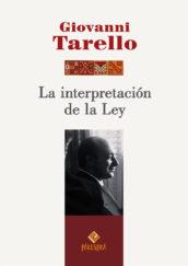 tarello-la-interpretacion-de-la-ley-f